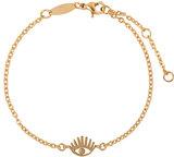 Charmin's  CB33 Lashes Bracelet Goldplated Steel_