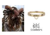 BL98 Bracelet Fierce Goldplated_